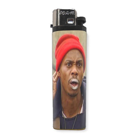 Tyrone Biggums Lighter - Shady Front / Wholesale Prints, Patches, Buttons, Greetings Cards, New Jersey Apparel, Stickers, Accessories
