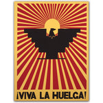 Viva la Huelga Sticker