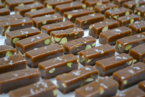Handcrafted Caramels