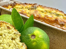 Load image into Gallery viewer, Pistachio & Lime Loaf