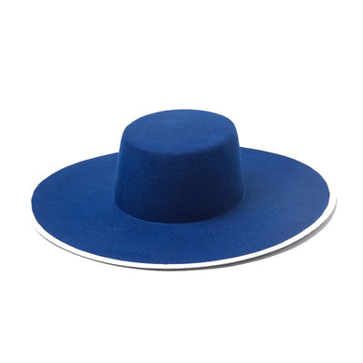 Blue Western Hat Success