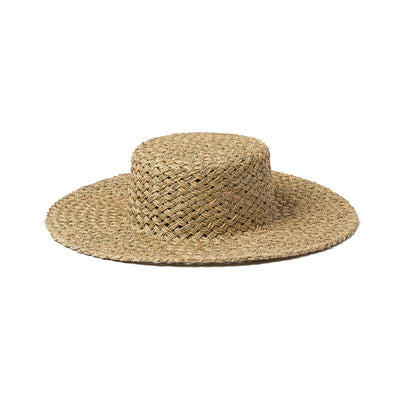 Sea Grass Summer Hat