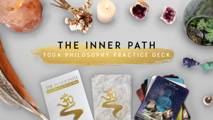 Inner Path Yoga Philosophy Practice Deck