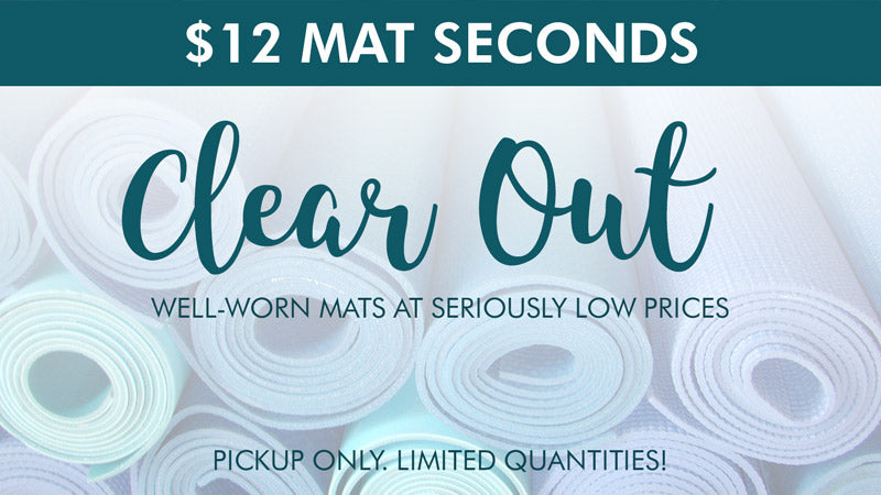 Ugly Mats - CLEAR OUT