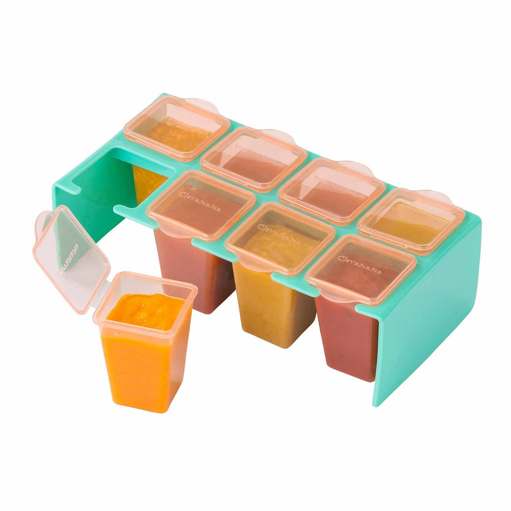 Baby Food Containers ClevaPortions™