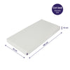 Anti-Allergy Baby Mattress Cot & Cot Bed