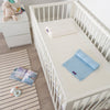 Waffle Weave Cotton Baby Blanket Cot & Cot Bed 120 x 140 cm