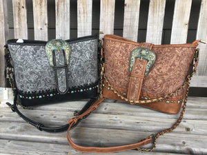 Western Handbag Buckle Collection  Shoulder/Crossbody