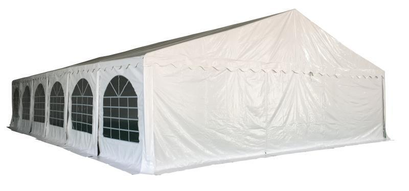 Part Tent 20x40 Fully Enclosed