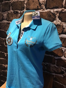 Harry horse English riding polo shirt