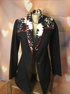Hobby Horse Showmanship Jacket Consignment Size Small