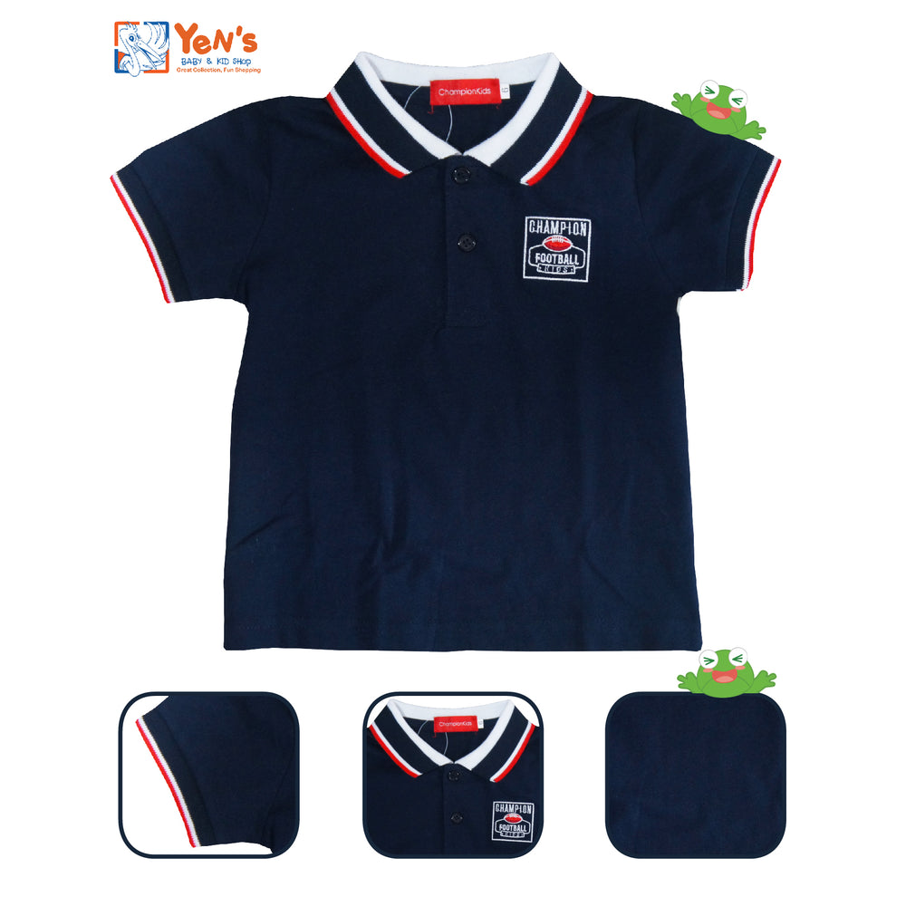 Wangki Football Champion Kids - Navy