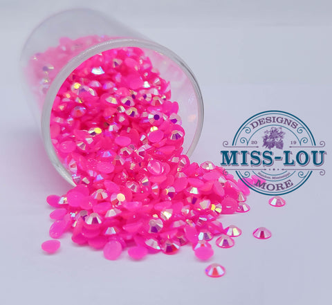 Jelly Rose Rhinestones