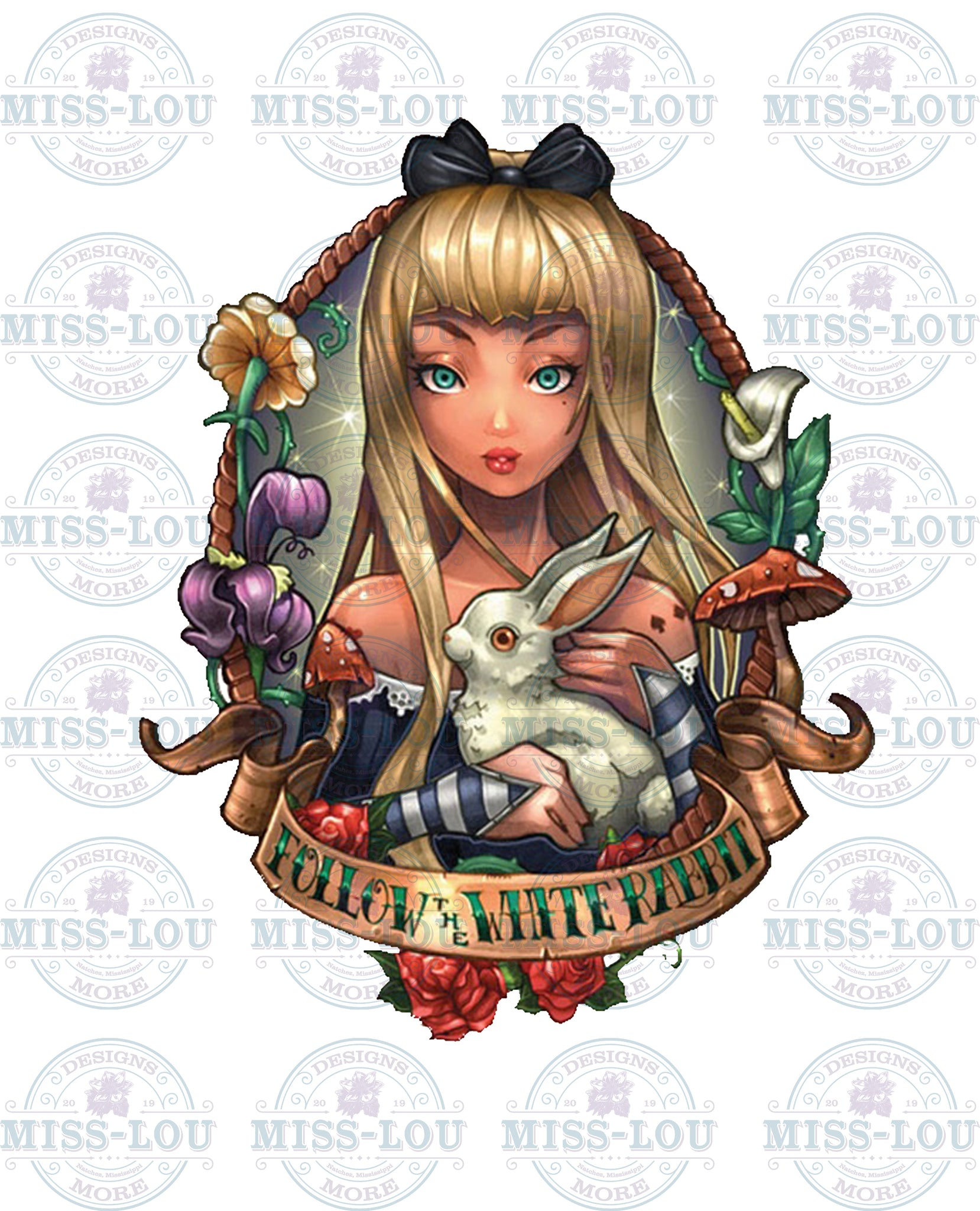 Tattoo Alice Digital Download