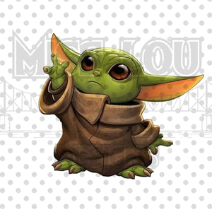 Baby Yoda Digital Download