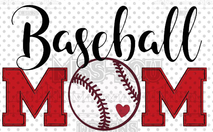 Baseball Mom 3 Digital Download