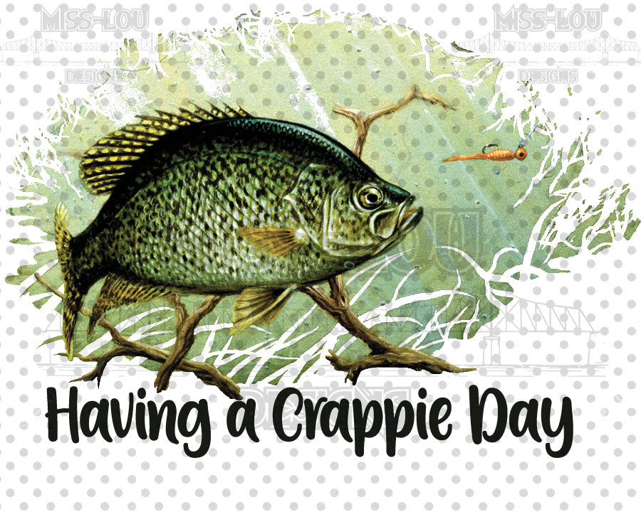 Crappie Day Digital Download