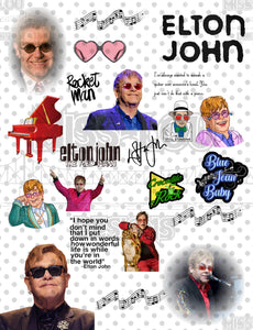Elton John Digital Download