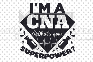 I am a CNA what is your Superpower Waterslide