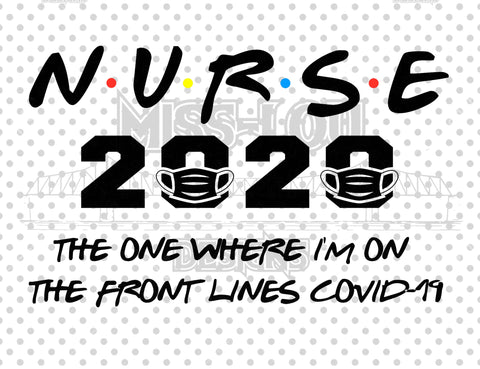 Nurse 2020 Waterslide