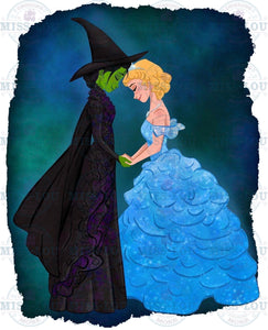 The Love of a Wicked Witch Digital Download