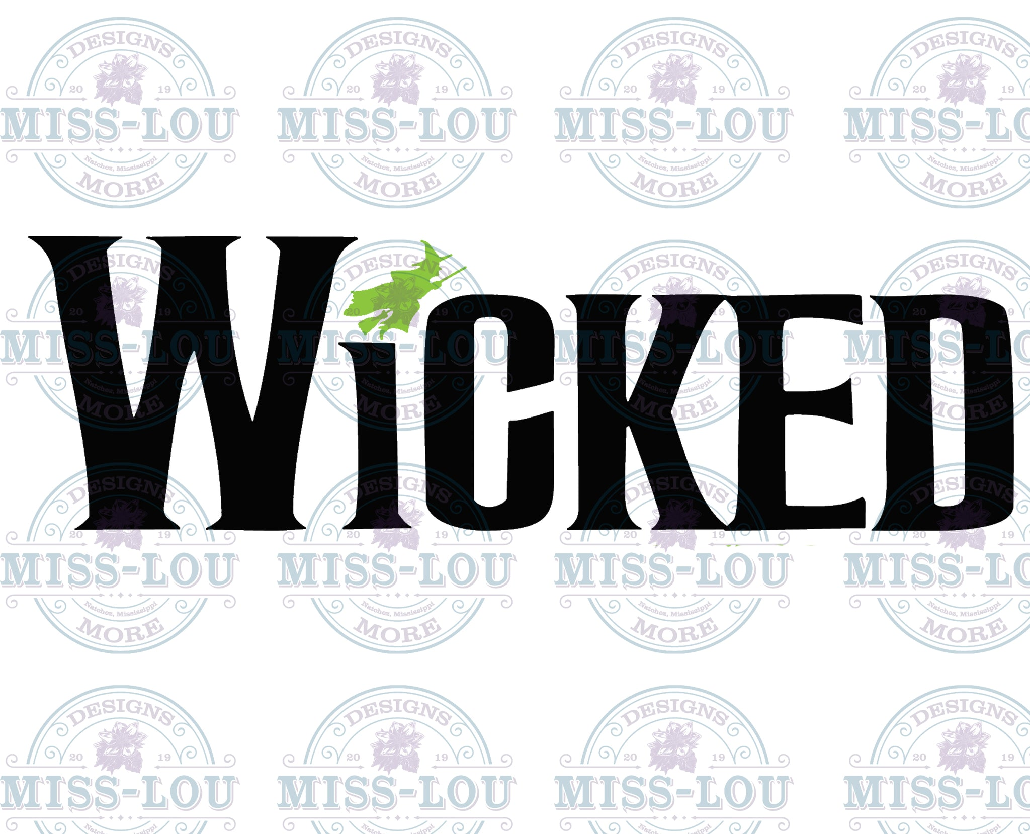 Wicked Digital Download