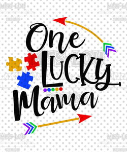 One Lucky Mama Digital Download
