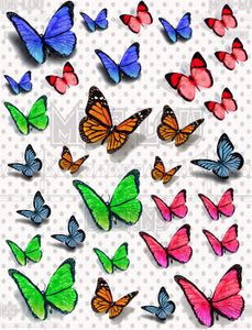 Butterflys Digital Download