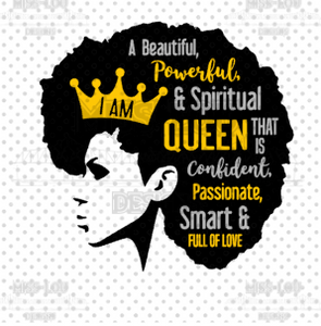 I am Queen  Digital Download