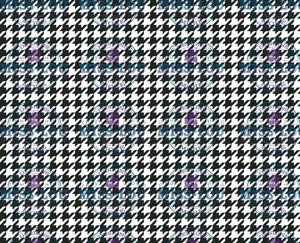 Houndstooth Full Sheet  Waterslide