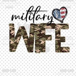 Military Wife Digital Download