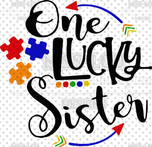 One Lucky Sister Digital Download