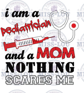 I am a Pediatrician and Mom Nothing Scares Me Waterslide