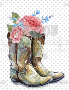 Rose in Boots  Waterslide