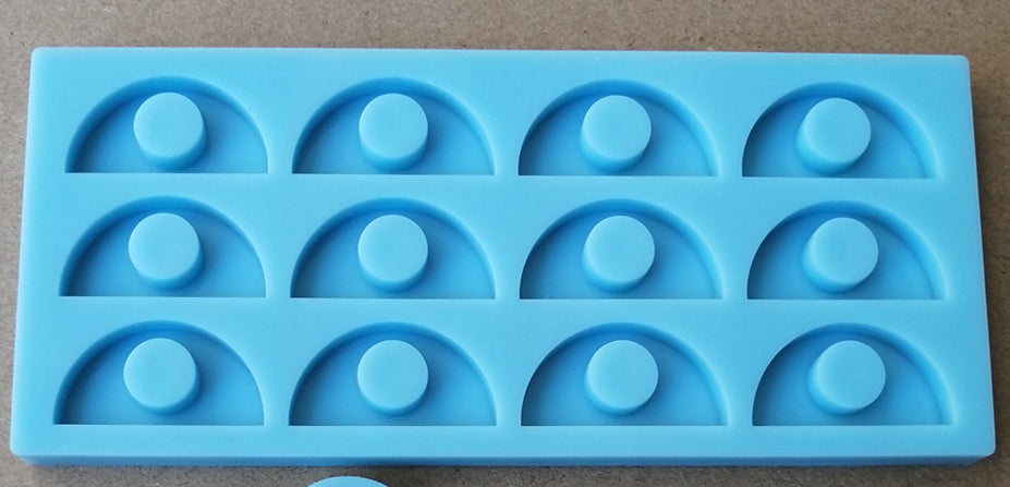 Straw Topper Attachment mold