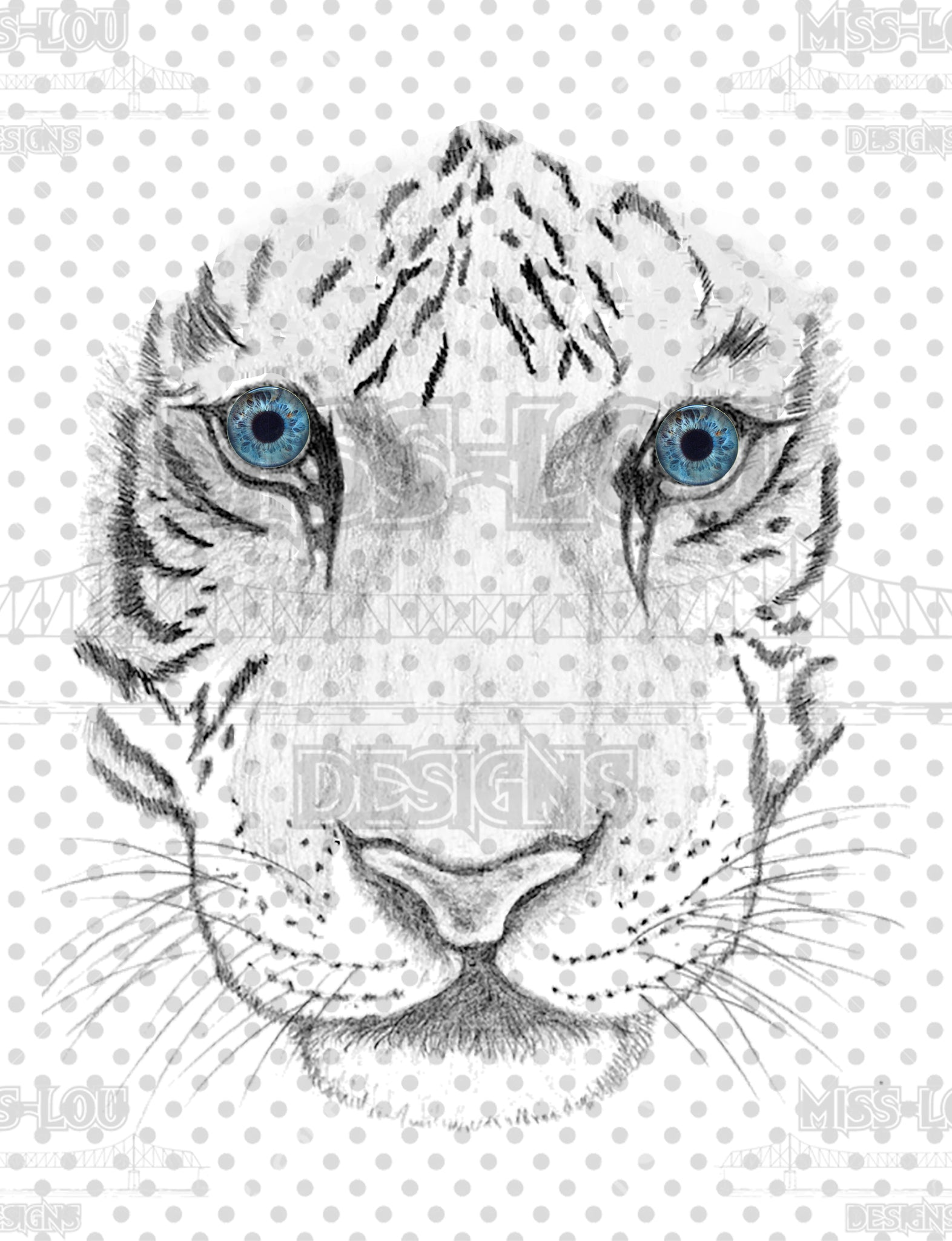Tiger Eyes Blue  Download