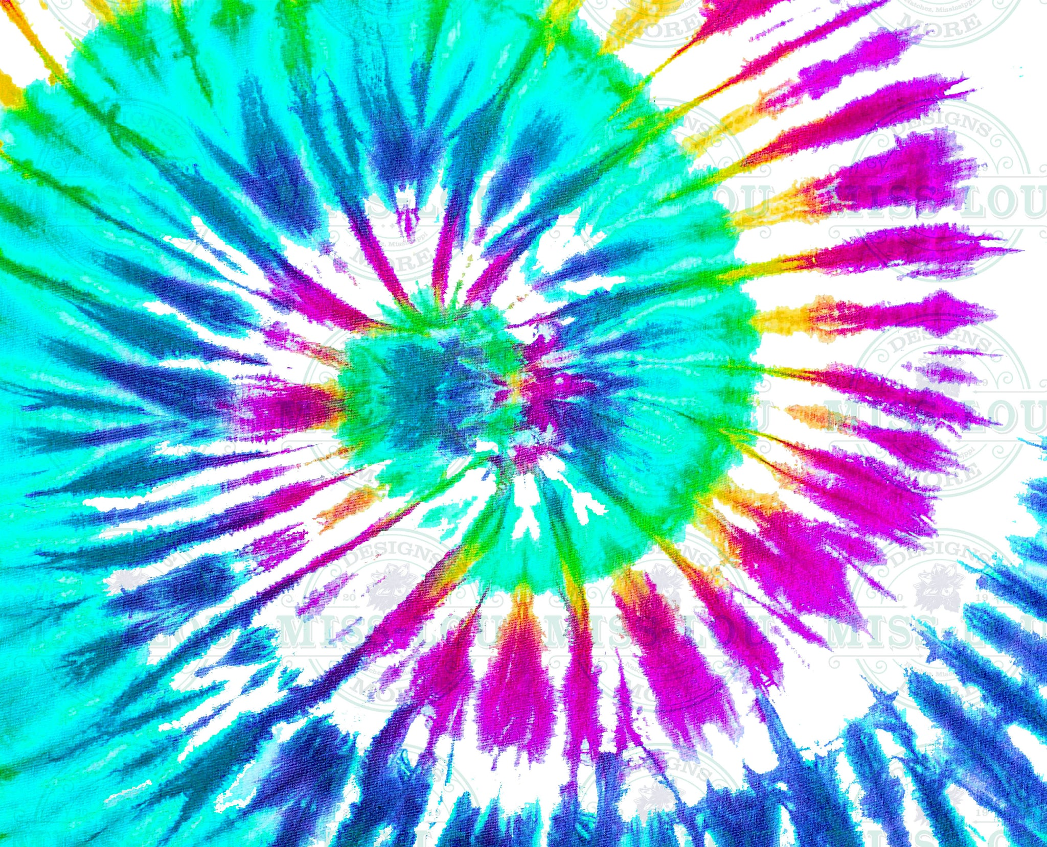 Tie Dye Wrap v.2 Digital Download
