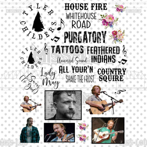 Tyler Childers Digital Download