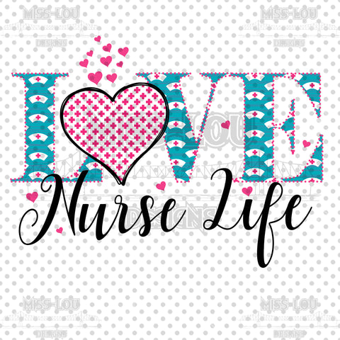 Love Nurse Life Waterslide