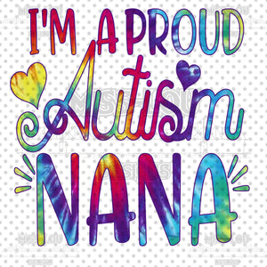 Proud Autism Nana Download