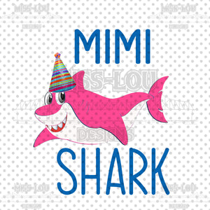 Mimi Shark Waterslide
