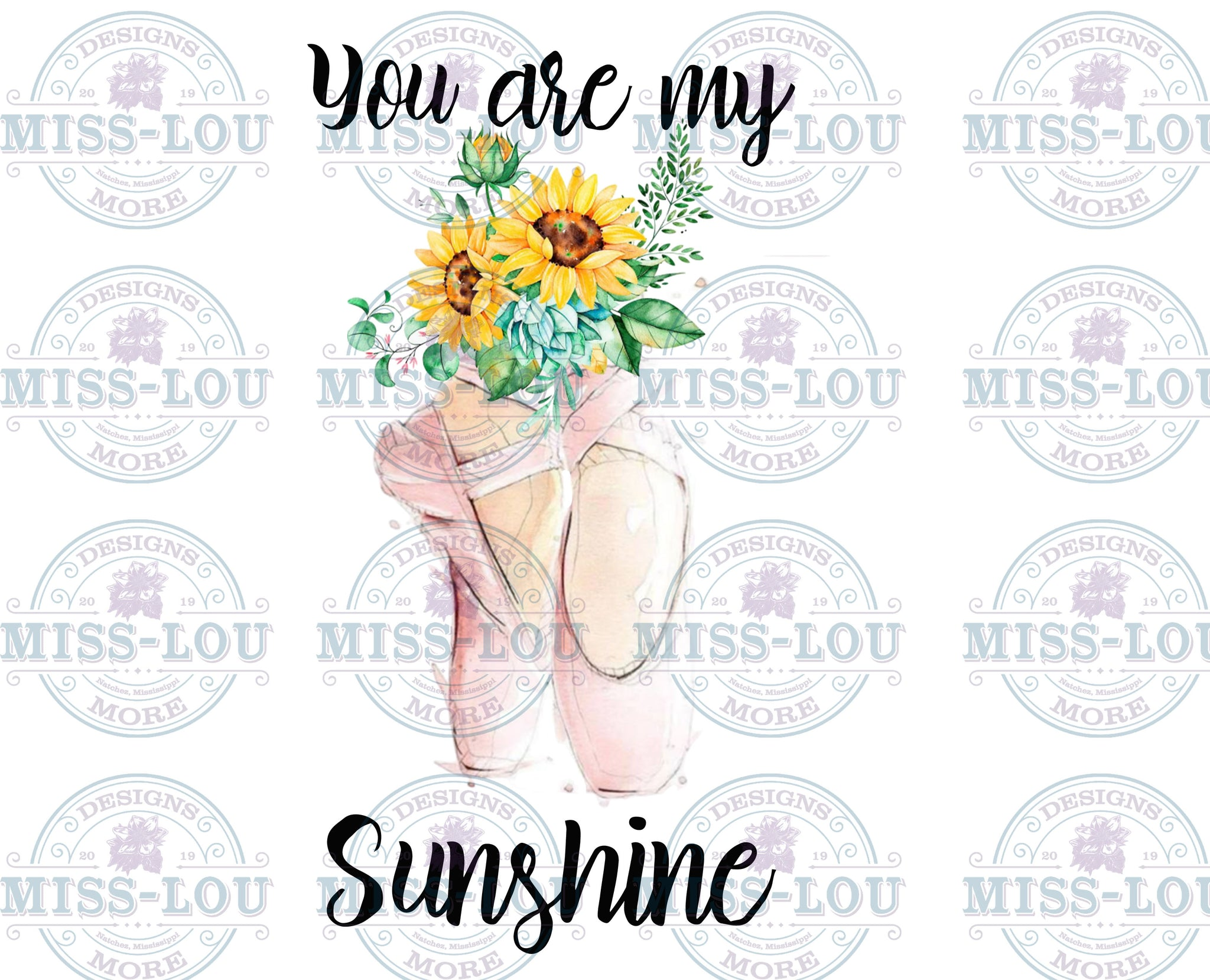 You are my Sunshine v1 Waterslide