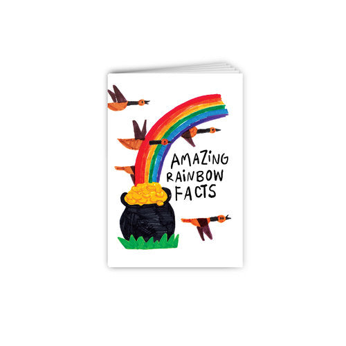 Mini Storybook - Amazing Rainbow  Fact