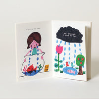Mini Storybook - Sometimes Water Comes out of your Eye