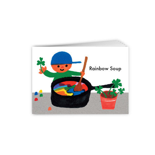 Mini Storybook - Rainbow Soup