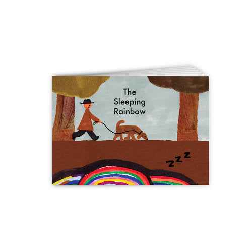 Mini Storybook - Sleeping Rainbow
