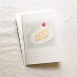Greeting Card - Food Moments