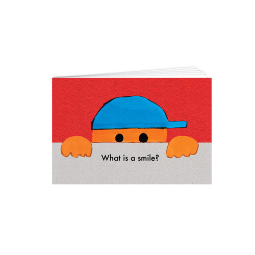 Mini Storybook - What is a Smile