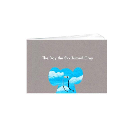 Mini Storybook - The Day the Sky turned Grey