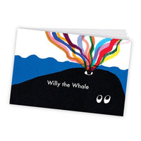 Mini Storybook - Willy the Whale